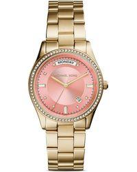 Michael Kors Colette Watch, 34Mm - Lyst