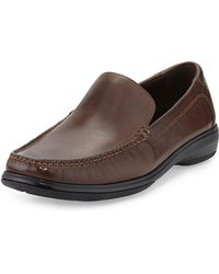 Cole Haan Keating Venetian Slipon Chestnut 10 12 - Lyst