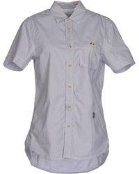 Diesel Shirt - Lyst