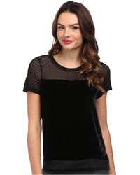 Nanette Lepore Intoxicating Tee - Lyst