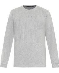 Alexander Wang Logo-print Sweatshirt - Lyst