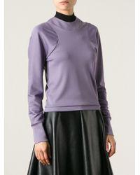 3.1 Phillip Lim Arc Line Sweater - Lyst