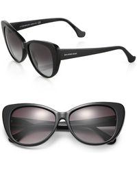 Balenciaga 57Mm Cat'S-Eye Sunglasses - Lyst