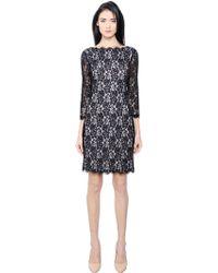 Diane von Furstenberg - Zarita Lace Dress - Lyst