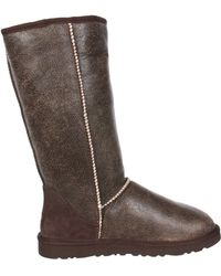 Ugg Classic Tall Bomber - Lyst