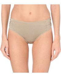Marlies Dekkers The Victory Thong - Lyst