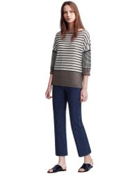 Tory Burch Fern Sweater - Lyst