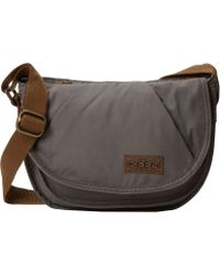 Keen Montclair Mini Bag Brushed Twill - Lyst