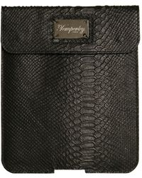 Temperley London - Embossed Python Ipad Case - Lyst