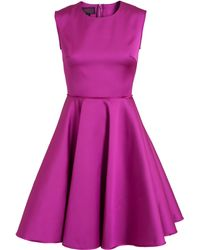Giambattista Valli Sleeveless Skater Dress - Lyst