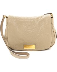 Marc By Marc Jacobs Washed Up Nash Bag - Cement - Lyst