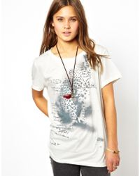 Denim & Supply Ralph Lauren - Cheetah T-Shirt - Lyst