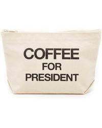 Dogeared - Coffee For President Pouch - Lyst