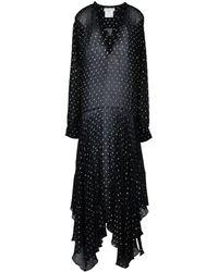 Stella McCartney Blue Marion Dress - Lyst