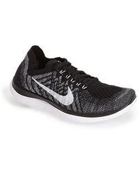 Nike 'Free 4.0 Flyknit' Running Shoe - Lyst