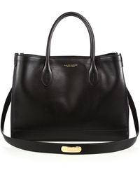 Ralph Lauren | Classic Leather Tote | Lyst