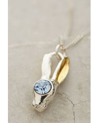 Bill Skinner - Animal Pendant Necklace - Lyst