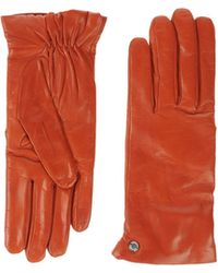 Armani Gloves - Lyst