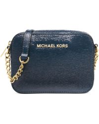 Michael Kors  Jet Set Travel Crossbody - Lyst