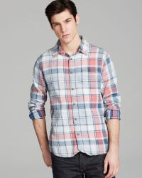 Joe's Jeans Relax Round Pocket Sport Shirt Classic Fit - Lyst