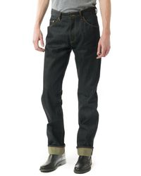 Raleigh Denim Alexander Work Fit in Original Selvedge Raw - Lyst