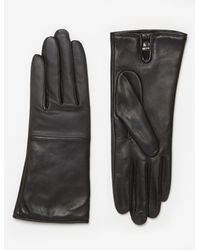 Rag & Bone Black Division Glove - Lyst