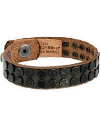 Cowboysbelt | 2581 Bracelet | Lyst