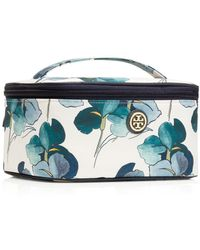 Tory Burch Printed Train Case - Lyst