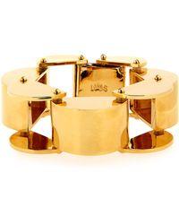 Lele Sadoughi - Sands Of Time Hourglass Bracelet - Lyst