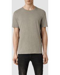 AllSaints Ground Crew T-Shirt - Lyst