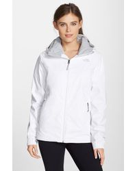 The North Face Momentum Triclimate Jacket white - Lyst