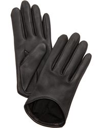Rag & Bone Moto Gloves - Black - Lyst