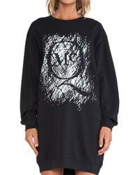McQ by Alexander McQueen Black Classic Sweatshirt - Lyst
