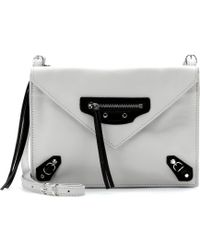 Balenciaga Papier Mini Triple Shoulder Bag - Lyst