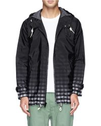 Band of Outsiders 'Mackintosh' Gingham Check Ombré Jacket - Lyst