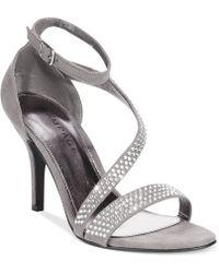 Rampage Kersha Evening Sandals - Lyst
