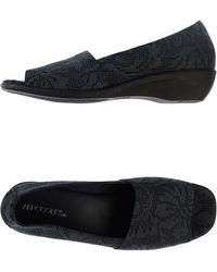 Aerosoles Blue Sandals - Lyst