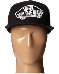 Vans Home Team Snapback - Lyst