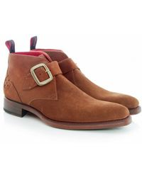 Jeffery West Doomsday Monk Strap Boots - Lyst