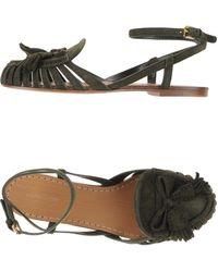 Miu Miu | Sandals | Lyst