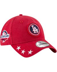 new arrival ab0e2 4fbe8 KTZ Los Angeles Dodgers 2015 All Star Game 59fifty Cap in Blue for Men -  Lyst