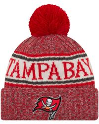 best sneakers d019d 38e7c KTZ Tampa Bay Buccaneers Gold Collection On-field 59fifty Cap in Red for  Men - Lyst