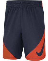 3d21a5eef Nike Men's Hbr Dri-fit Basketball Shorts in Blue for Men - Lyst