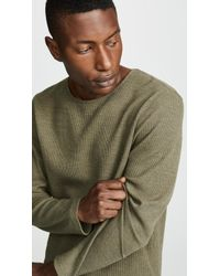 Our Legacy - Long Sleeve Waffle Jumper - Lyst