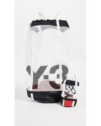 Lyst - Men s Y-3 Backpacks 89c0e6e2e5609