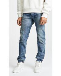 Fabric-Brand & Co. - Regular Slim Fit Jeans - Lyst
