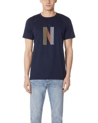 Norse Projects - Niels Logo Tee - Lyst