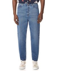Tom Wood - Carrot Denim Jeans - Lyst
