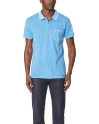 RVCA - Ptc Pigment Polo Shirt - Lyst