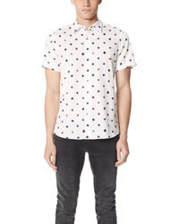 PS by Paul Smith - Tailored Fit Shirt - Lyst